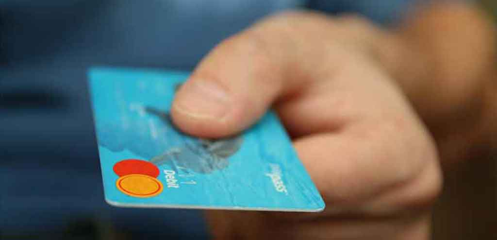 online payment with credit or debit card in Nimbus