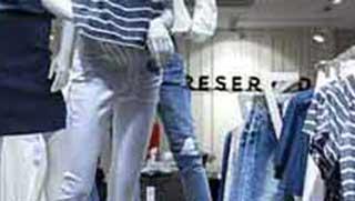 apparel retail in Nimbus RMS