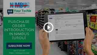 receive and order stock: Purchase order introduction