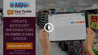 Nimbus-Update-Account-Information